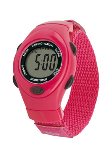 Optimum Time Regattauhr VOS 229 JVL dark pink