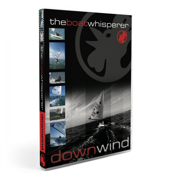 Rooster Sailing DVD Boat Whisperer - DOWN WIND