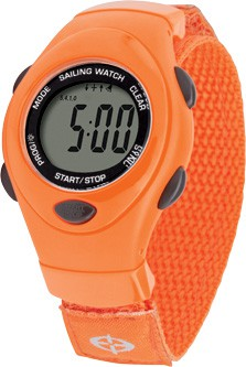 Optimum Time Regattauhr VOS 2210 JVL orange