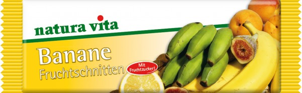 Johannisbeer-Fruchtschnitte Natura Vita