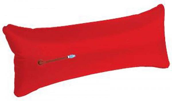 Optiparts Gewebeauftriebskörper rot 48 l mit langem Ventil