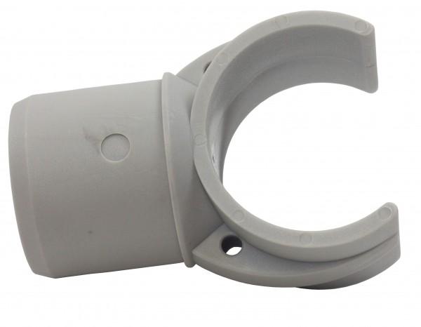 Optimax Baumgabel 40 mm Ø grau