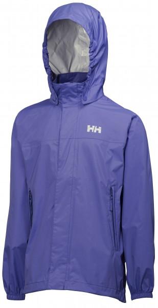 sports shoes 2325a 43cdf Helly Hansen junior rain jacket