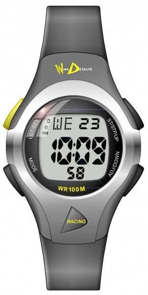 Windesign Racing Uhr
