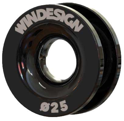 Windesign Führungsring (Thimble) 25 x 9 mm