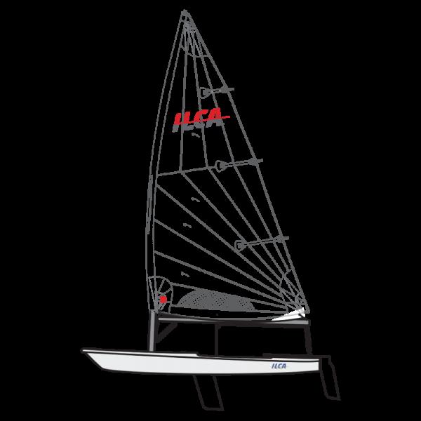 ILCA7 - Laser Standard XD segelfertig - sailingshop.de