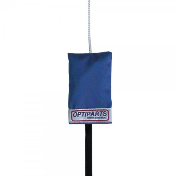 Optiparts Protestflagge / Tasche blau