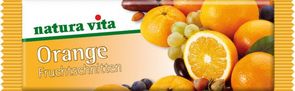 Orangen-Fruchtschnitte Natura Vita
