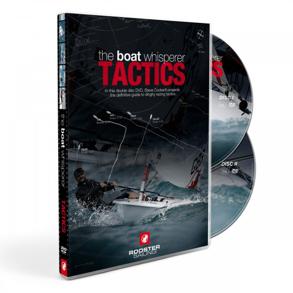 Rooster Sailing DVD Boat Whisperer -  TACTICS