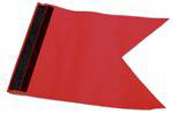 Protestflagge mit Klettverschluss