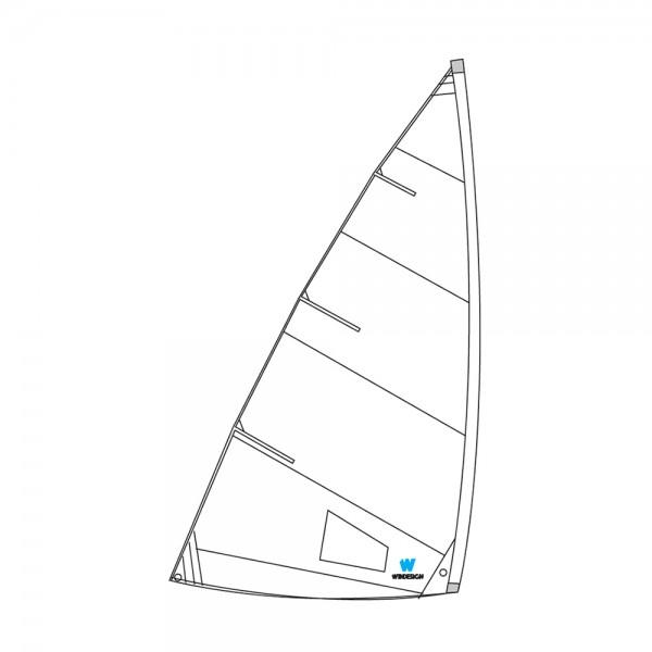 Windesign Trainingssegel für Laser® 4.7