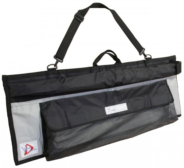 Laser® Ruder und Schwerttasche Windesign