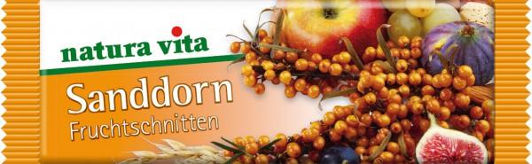 Sanddorn-Fruchtschnitte Natura Vita