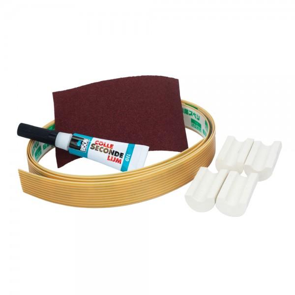 Optiparts komplett Gummi-/ Teflonset für Opti Schwertkasten