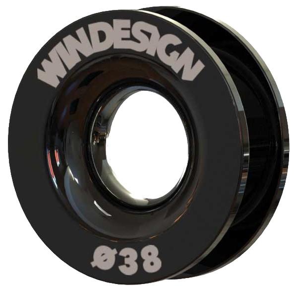 Windesign Führungsring (Thimble) 38 x 15 mm