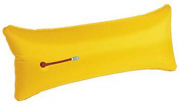 Optiparts Gewebeauftriebskörper gelb 48 l mit langem Ventil