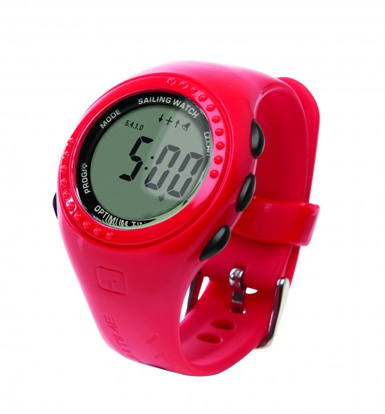 Optimum Time Regattauhr OS 1126 Rot