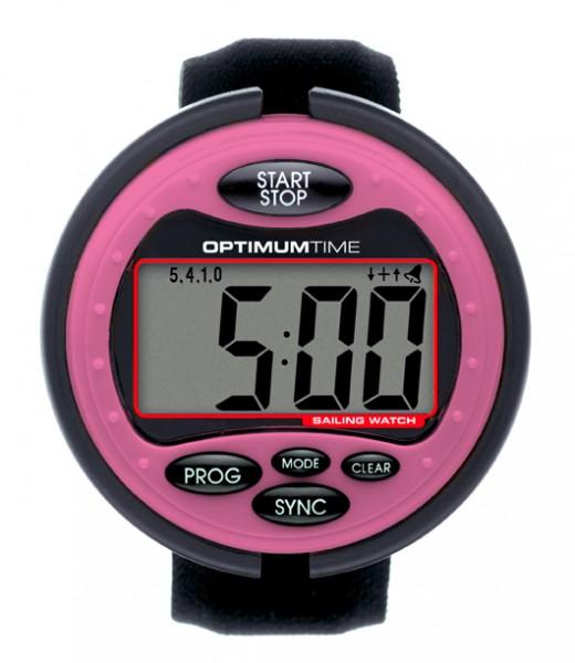 Optimum Time Regattauhr OS 319 Pink