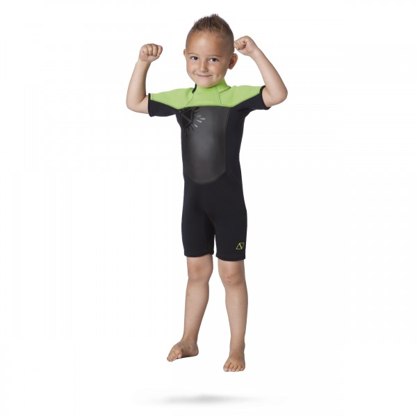 Magic Marine Brand Shorty Lime 3/2 Kids